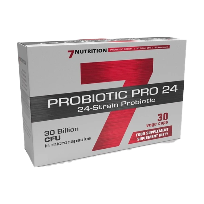 7 Nutrition Probiotic Pro 24 30 Caps