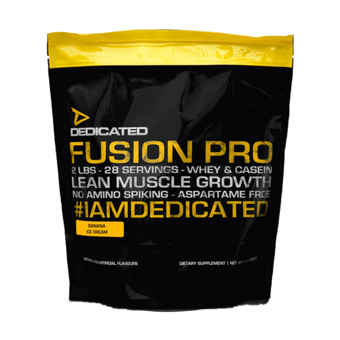 Dedicated Fusion Pro Protein 908g