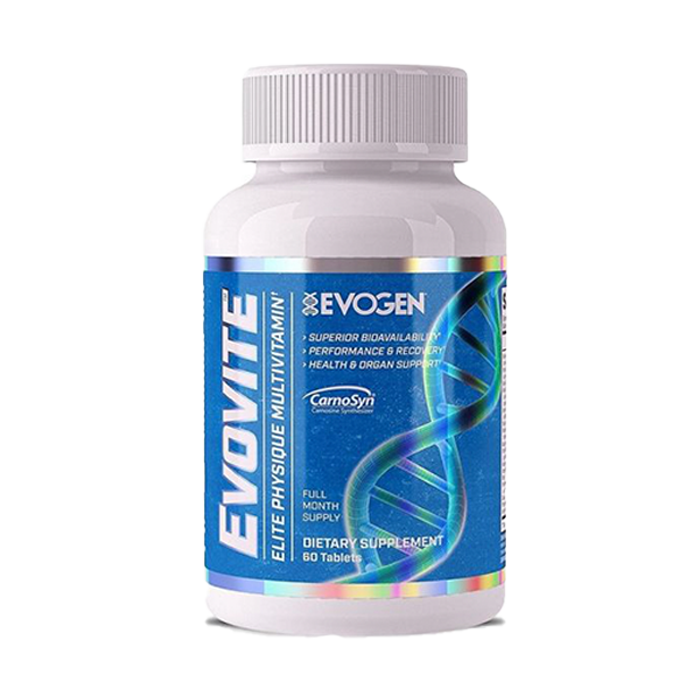 Evogen Evovite Multivitamin - 60 Tablets