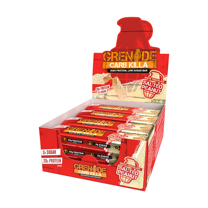 Grenade Carb-Killa Protein Bar - 12 Pack