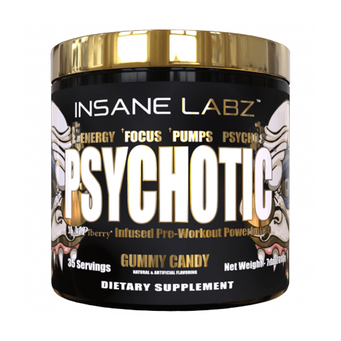 Insane Labz Psycotic Gold