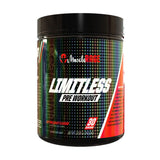 Muscle Rage Limitless Pre workout - 385.5g