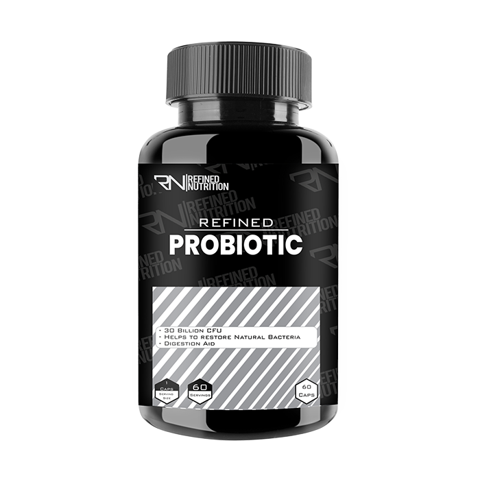 Refined Probiotic 90 Caps