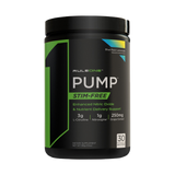 Rule One R1 Pump Pre Workout Stim Free -  315g