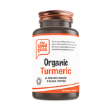 The Good Guru Organic Turmeric + Organic Ginger & Black Pepper
