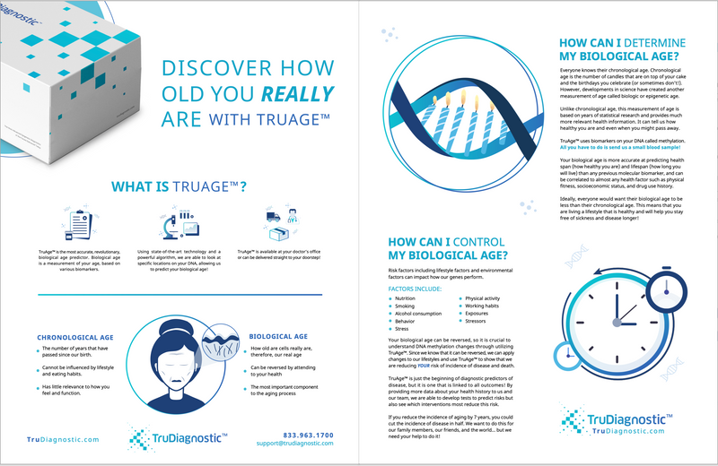 TruAge Epigenetic Age Test