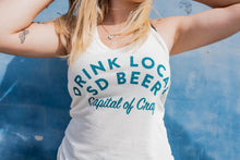 "Load image into Gallery viewer, ""DRINK LOCAL SD BEER"" TANK"