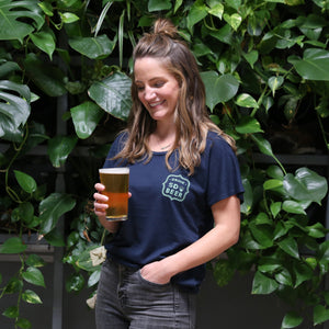 Crafting Community Ladies Tee | Year of Beers x SDBG Collab
