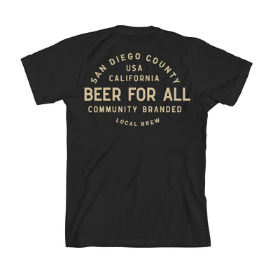 BEER FOR ALL | BLACK