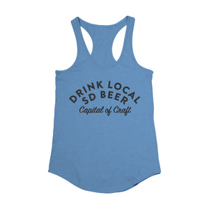"""DRINK LOCAL SD BEER"" TANK"