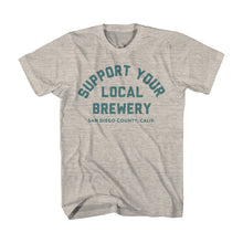 "Load image into Gallery viewer, ""SUPPORT YOUR LOCAL BREWERY"" TEE"