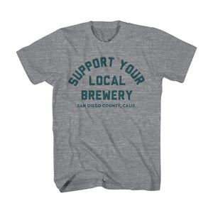 """SUPPORT YOUR LOCAL BREWERY"" TEE"