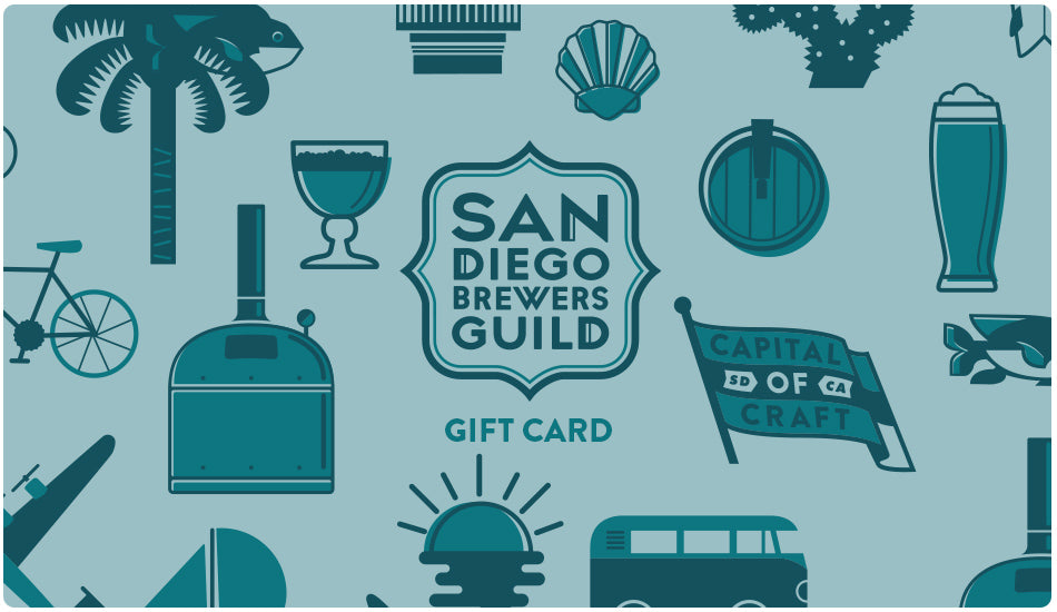 SD Beer Gift Card