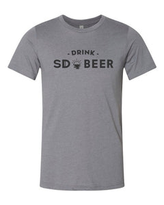 """DRINK SD BEER"" TEE"