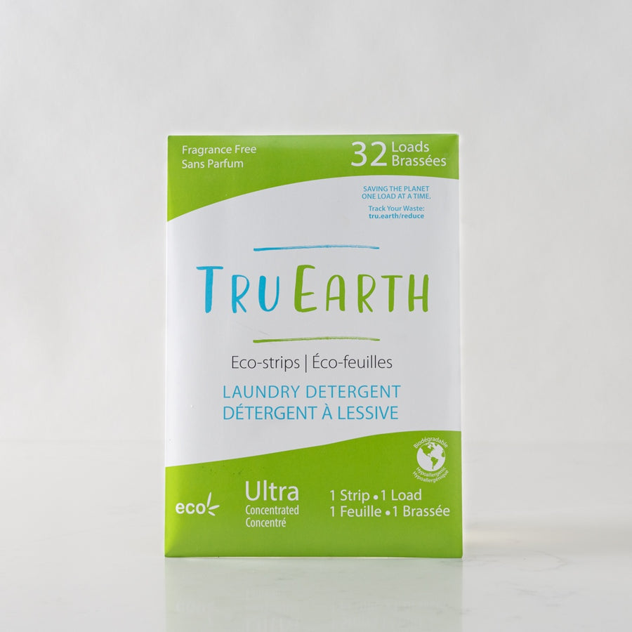 Tru Earth Eco- Strips Laundry detergent