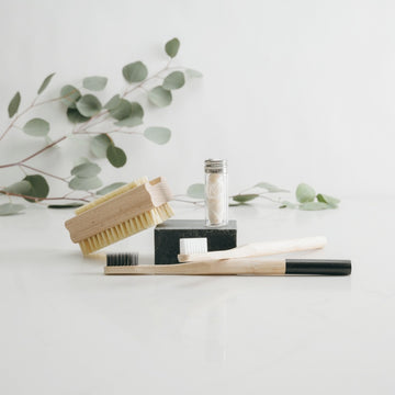 Zero Waste Bathroom Basics Kit