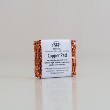 Redecker Copper Pad