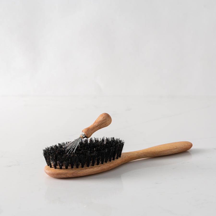 Comb & hair brush cleaner