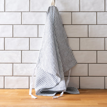 Cotton apron dish towel