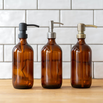 pump for 500ml & 1Lt Bottles