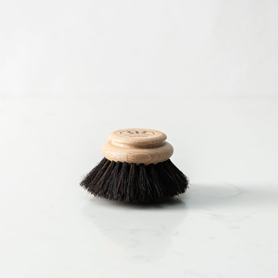 Soft bristle dish brush / replacement head