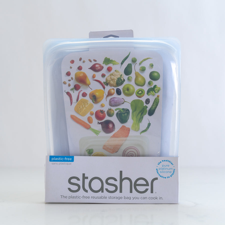 Stasher Sous Vide (half Gallon large)
