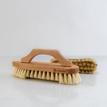 Redecker scrub brushes