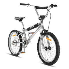 "Classic 20"" BMX - Metallic Chrome"