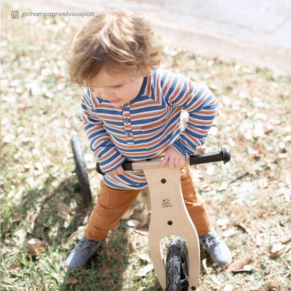 Scout 2-in-1 Balance Bike & Trike