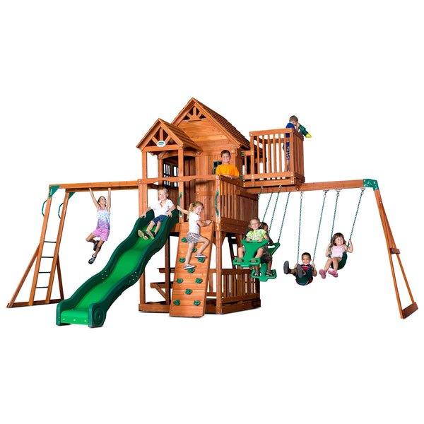Backyard Discovery Skyfort II Play Centre