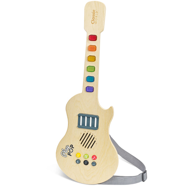 Electric Glowing Guitar by Classic World