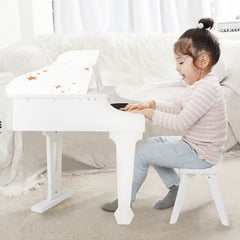 Grand Piano White by Classic World