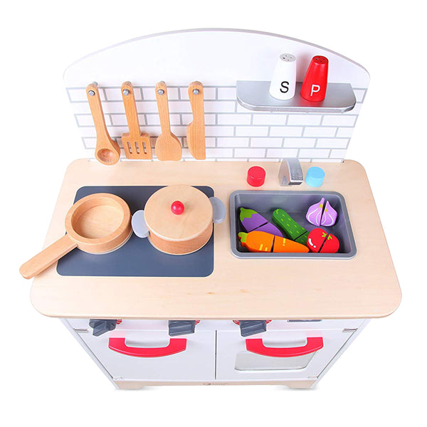 Chef's Kitchen Set by Classic World