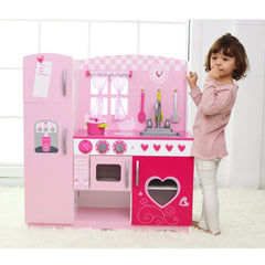 Pink Kitchen by Classic World