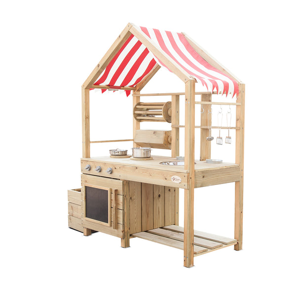 Outdoor Play Kitchen by Classic World