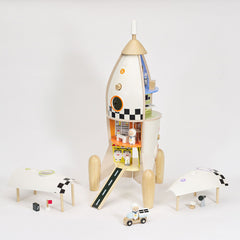 Pretend Play Rocket by Classic World