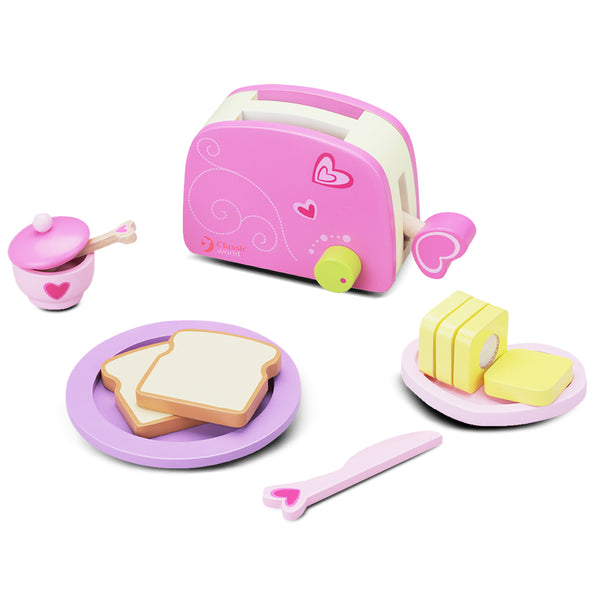 Toaster Set by Classic World