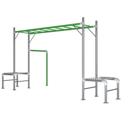 Junior Jungle Monkey Bar Module
