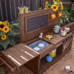 Eden Outdoor Play Kitchen