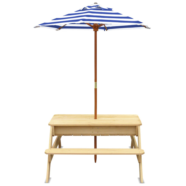 Sunrise Sand & Water Table with Umbrella