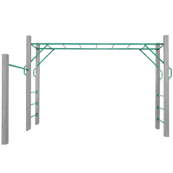 Amazon Monkey Bars Only (3.0m)