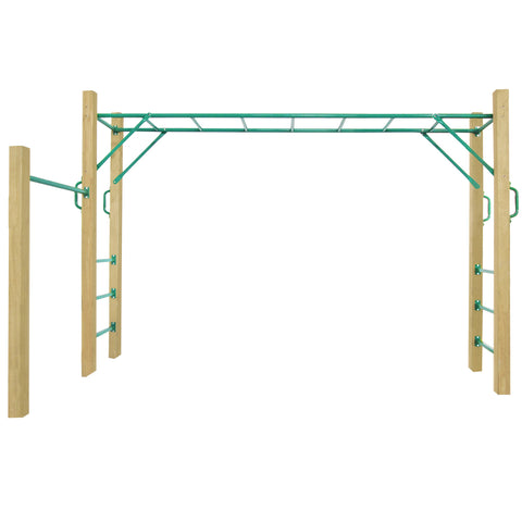 Amazon 3.0m Monkey Bar Set