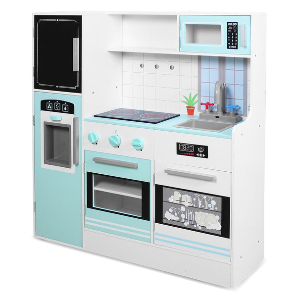 Bon Appetit Aqua Interactive Play Kitchen
