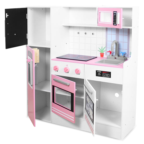Bon Appetit Pink Interactive Play Kitchen