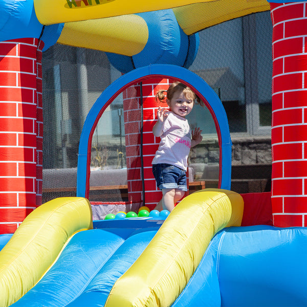 Bouncefort Mini Inflatable Castle