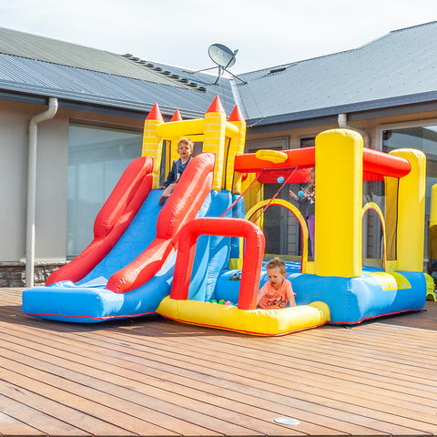 Bouncefort Plus Inflatable Castle