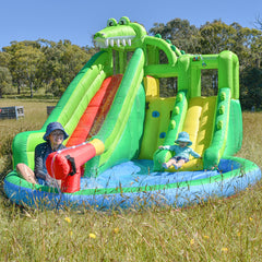 Crocadoo Slide & Splash