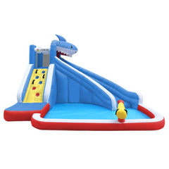 Sharky Slide & Splash Inflatable