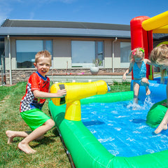 Surrey 2 Slide & Splash Inflatable