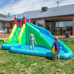 Windsor 2 Slide & Splash Inflatable